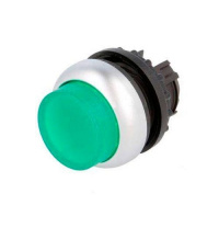 Головка кнопки M22-DLH-G с подсветкой зеленая Eaton