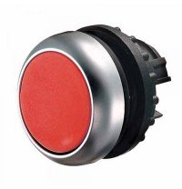 Головка кнопки M22-DR-R с фиксацией/без фиксации красная Eaton