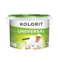 Краска акриловая KOLORIT Universal 10 л