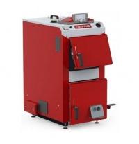 Твердотопливный котел DEFRO DELTA PLUS с ручной загрузкой и электроникой 16 кВт
