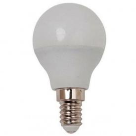 Лампа светодиодная шар P45 6W E14 6400K LB-745 Feron