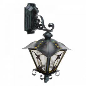 Светильник уличный настенный Brille GL-49 AM