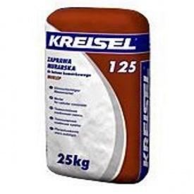 Кладочная смесь для блоков из ячеистого бетона KREISEL 125 Porenbeton-Kleber 25 кг