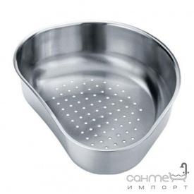 Коландер к кухонной мойке Franke AZG 661-E 112.0464.522 нержавеющая сталь