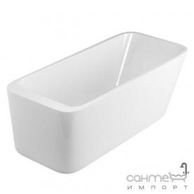Ванна акриловая отдельностоящая Excellent Tula 160x73 белая