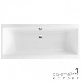 Ванна акриловая Excellent Pryzmat Slim 160x75