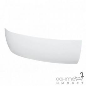 Передняя панель к ванне Natalia 150x100 Besco PMD Piramida белая правая