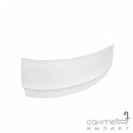 Передня панель до ванни Praktika 140x70 Besco PMD Piramida біла права