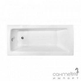 Прямоугольная ванна Besco PMD Piramida Talia 100x70 белая