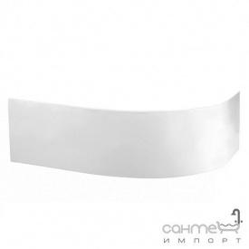 Передняя панель универсал для ванны Polimat Standard 130x85 00344 белая