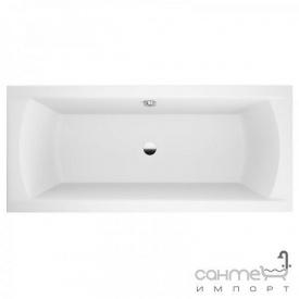 Прямоугольная ванна Polimat Ines 180x80 00720 белая
