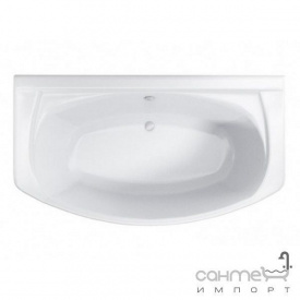 Прямоугольная ванна Polimat Elegance 180x100 00539 белая