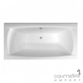 Прямоугольная ванна Polimat Capri New 140x70 00359 белая