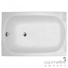 Прямоугольная ванна Polimat Mini 110x70 00545 белая