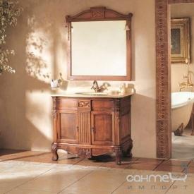 Комплект меблів для ванної кімнати Godi GM10-10 Medial Brown темно-коричневий