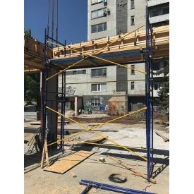 Риштування будівельні полегшені 2 м