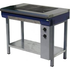 Плита електрична промислова ЕПК-2 стандарт 6 кВт (1007)