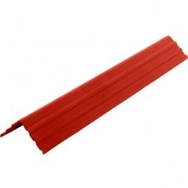 Вітрова дошка Керамопласт 1230х150 мм червоний