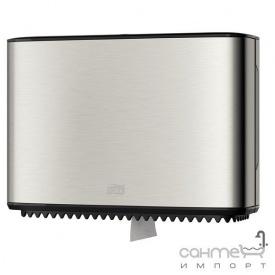 Диспенсер для туалетной бумаги Tork Image Desing 460006 нержавеющая сталь
