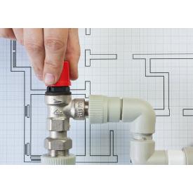 Монтаж систем водопровода