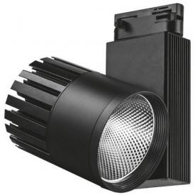 Светильник трековый COB 40W 3600Lm 4000K IP40 черный AL105 Feron