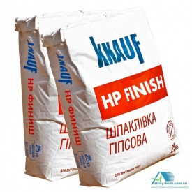 Шпаклівка гіпсова фінішна Knauf HP ФІНІШ 25 кг