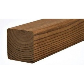 Деревянный брус Гюмри из термообработанной сосны