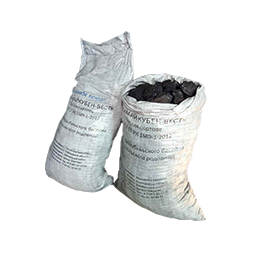 Вугілля буре ЛТС марка Б-3 40-80 мм 25 кг