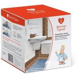Осушитель влаги для ванных комнат Доктор Сухов Защита от плесени ПН-4,0-120