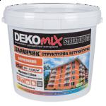 Штукатурка декоративна акрилова Баранець DekoMix 1,5 мм 25 кг