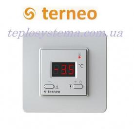 Терморегулятор для сніготанення Terneo kt білий