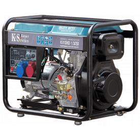 Генератор дизельный Konner&Sohnen KS 8100HDE-1/3 ATSR 6,5 кВт