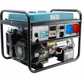 Генератор бензиновый Konner&Sohnen KS 10000E-1/3 8 кВт