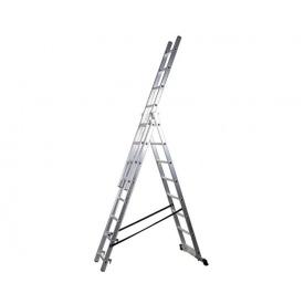 Трехсекционная лестница VIRASTAR DW 3 PROFI LIGHT 3x8 ступеней
