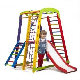 Детский спортивный уголок- Кроха 1 Plus 2 SportBaby
