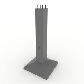 Фундамент под металлические опоры ЛЭП Ф5-2