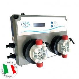Система дозирующих насосов AquaViva PH/RX 5 л/ч + измерительный набор 2 шт