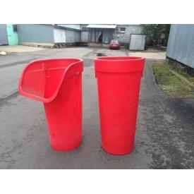 Мусороспуск для будівельного сміття