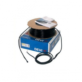 Нагревательный кабель DEVIsafeTM 20T 140F1278