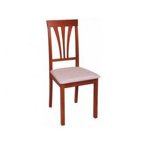 Дерев'яний стілець Melitopol mebli Ніка 7 44x51x96 см бук натуральний