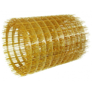 Сітка склопластик переріз 100x100 мм 2 мм 1,2 м 60 м2