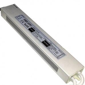 Блок живлення 60 Вт 12 В 5 А Алюміній IP 67 Стандарт
