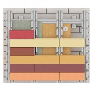 Вентильований фасад Marmoroc HostRock а46г