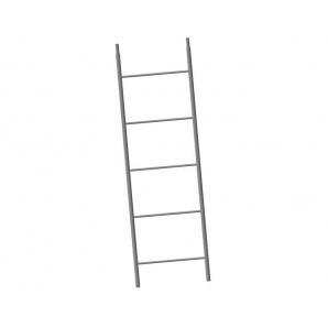 Стійка-сходи для клино-хомутових лісів VIRASTAR 2,5 м