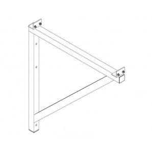 Трикутний кронштейн KRAUSE для ступенів 1000 мм