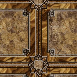 Напівкомерційний лінолеум Linoplast Etalon Плитка 442
