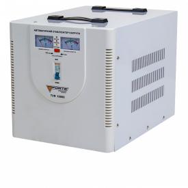 Стабилизатор напряжения Forte TVR-10000VA релейный напольный