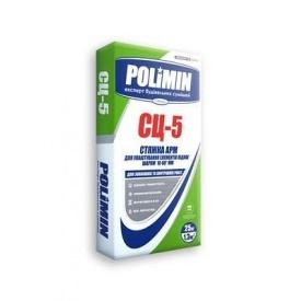 Стяжка для підлоги Polimin СЦ-5 Стяжка-Арм 25 кг