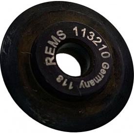 Режущий диск Rems для всех труборезов