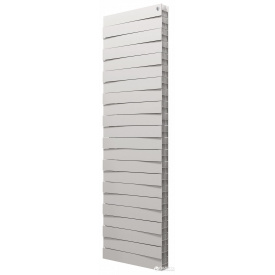 Радиатор ROYAL THERMO PianoForte TOWER Silver Satin 22 (НС-1161681)